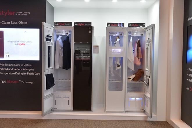 Trọn gói các thiết bị điện tử gia dụng LG cho ngôi nhà hiện đại - Ảnh 7.