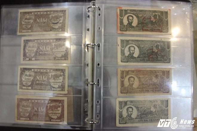 Bộ sưu tập tiền cổ giá bạc tỷ ở Hà Nội - Ảnh 6.