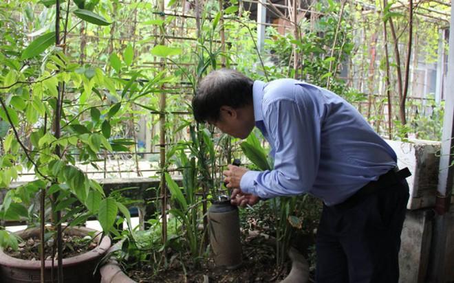 Bộ trưởng Y tế kiểm tra tại ổ dịch sốt xuất huyết Thuỵ Khê - Tây Hồ - Ảnh 5.