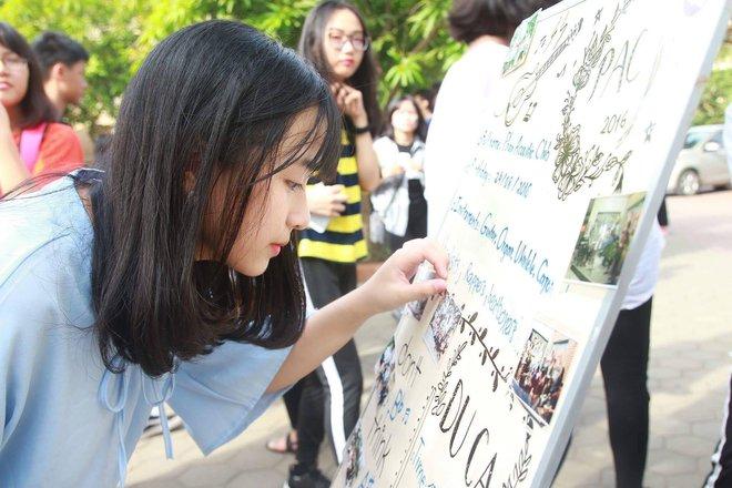 Sau Khánh Vy, trường Phan Bội Châu (Nghệ An) lại có nữ sinh nổi tiếng chỉ nhờ 1 đoạn clip - Ảnh 6.