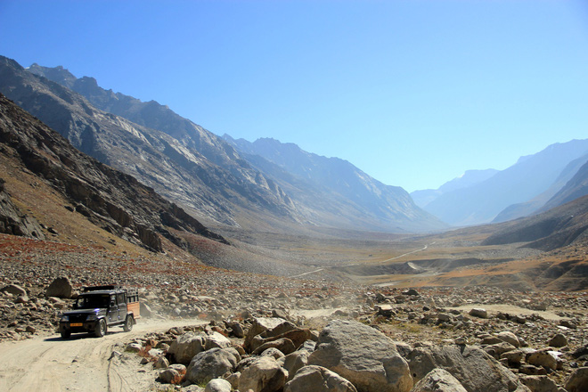 """Mùa thu ở Ladakh: Hành trình trải nghiệm của 1 phụ nữ Việt đến nơi đẹp tựa """"thiên đường ẩn giấu"""" ở Ấn Độ - Ảnh 6."""