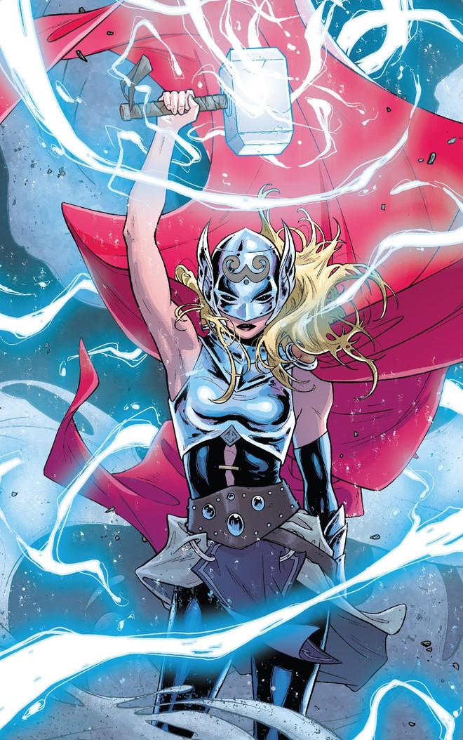 6 phiên bản khác nhau của Thor trong truyện tranh Marvel có thể lên phim - Ảnh 6.