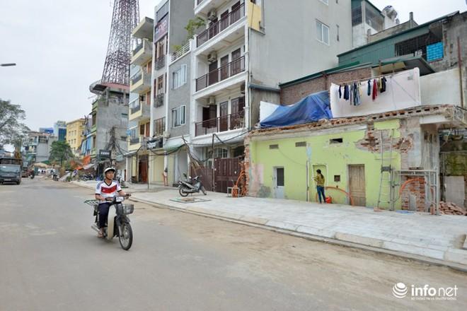 Đường dài hơn 0,5km giữa Thủ đô, làm gần 20 năm vẫn chưa xong - Ảnh 6.