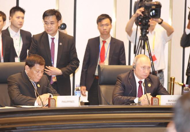 TOÀN CẢNH: Chủ tịch nước khai mạc Hội nghị các nhà Lãnh đạo kinh tế APEC - Ảnh 7.