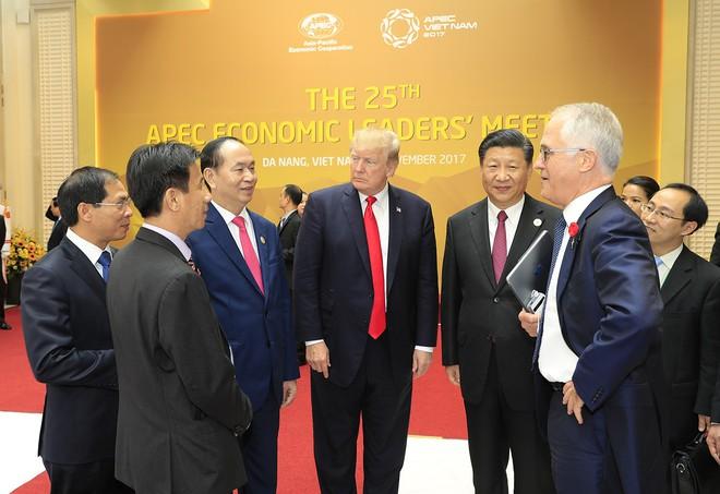 Những hình ảnh bên lề Hội nghị cấp cao của các nhà Lãnh đạo APEC - Ảnh 6.