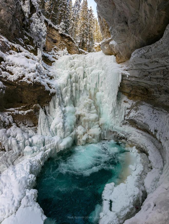 16 kỳ quan thác nước tuyệt đẹp trên khắp thế gian - Ảnh 6.