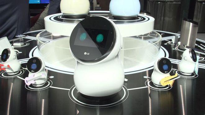 Trọn gói các thiết bị điện tử gia dụng LG cho ngôi nhà hiện đại - Ảnh 8.