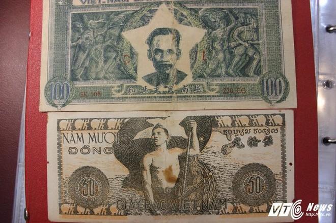 Bộ sưu tập tiền cổ giá bạc tỷ ở Hà Nội - Ảnh 7.