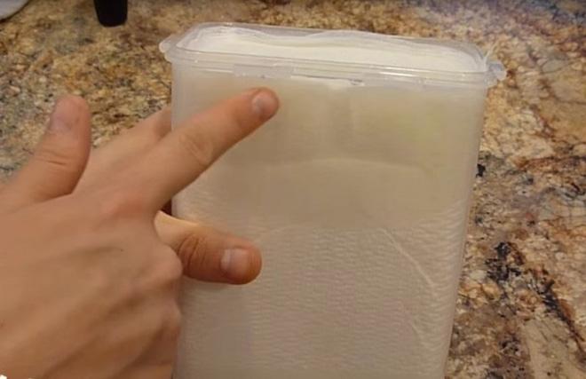 Đổ giấm vào cuộn giấy vệ sinh: Chị em tưởng vô bổ nhưng công dụng bất ngờ - Ảnh 7.