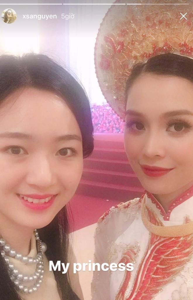 Thiếu gia Tập đoàn Tân Hoàng Minh tổ chức lễ ăn hỏi, lộ diện cô dâu xinh đẹp - Ảnh 7.