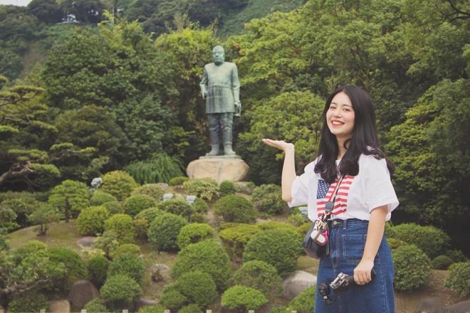 Mẫn Tiên xuất hiện xinh đẹp và gây chú ý trên đài truyền hình của Nhật Bản - Ảnh 7.
