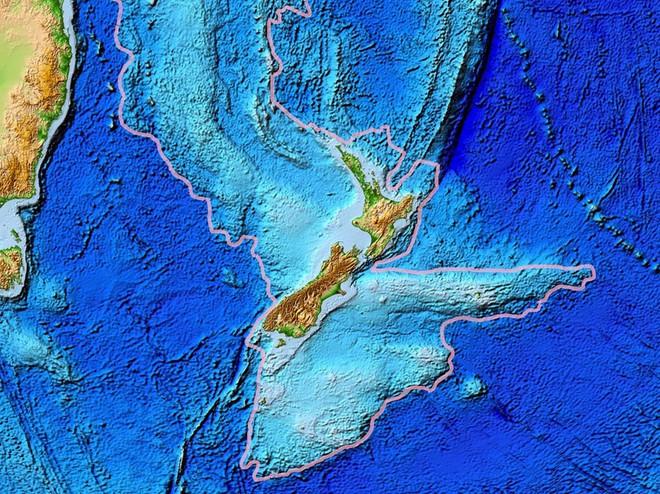 Tiết lộ chấn động về lục địa thứ 8 của Trái Đất mới được phát hiện - Ảnh 7.