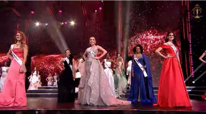 Người đẹp Hàn Quốc đăng quang Hoa hậu Siêu quốc gia, Khánh Phương dừng chân ở top 25 - Ảnh 7.