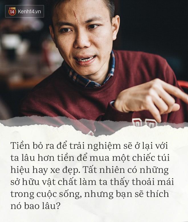 Cựu CEO Uber Việt Nam: Tuổi trẻ, có lúc đi nhanh có lúc thì cần tạm dừng - Ảnh 7.