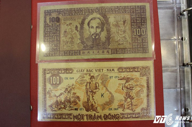 Bộ sưu tập tiền cổ giá bạc tỷ ở Hà Nội - Ảnh 8.