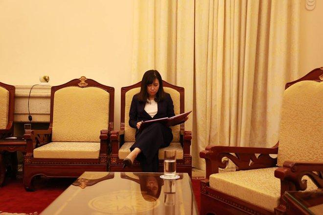 Điều chưa biết về nữ phát ngôn viên Bộ Ngoại giao - Ảnh 14.