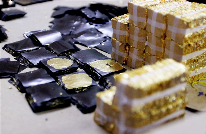 Đi tìm bí mật của đàn ông Kiêu Kỵ đập hơn 1400 nhát búa mỗi giờ làm vàng quỳ - Ảnh 8.
