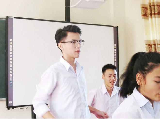Vườn sao băng đời thực: Nữ sinh Lào Cai lọt thỏm giữa 4 chàng bạn thân đẹp trai, học giỏi, mê bóng rổ - Ảnh 9.