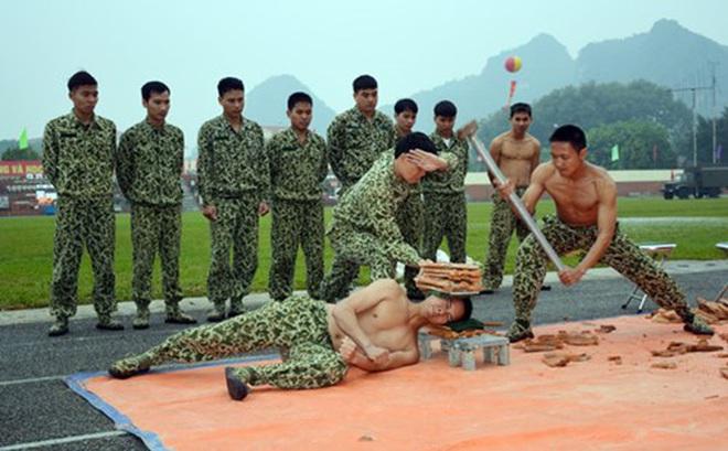 Đặc công Việt Bắc võ nghệ cao cường