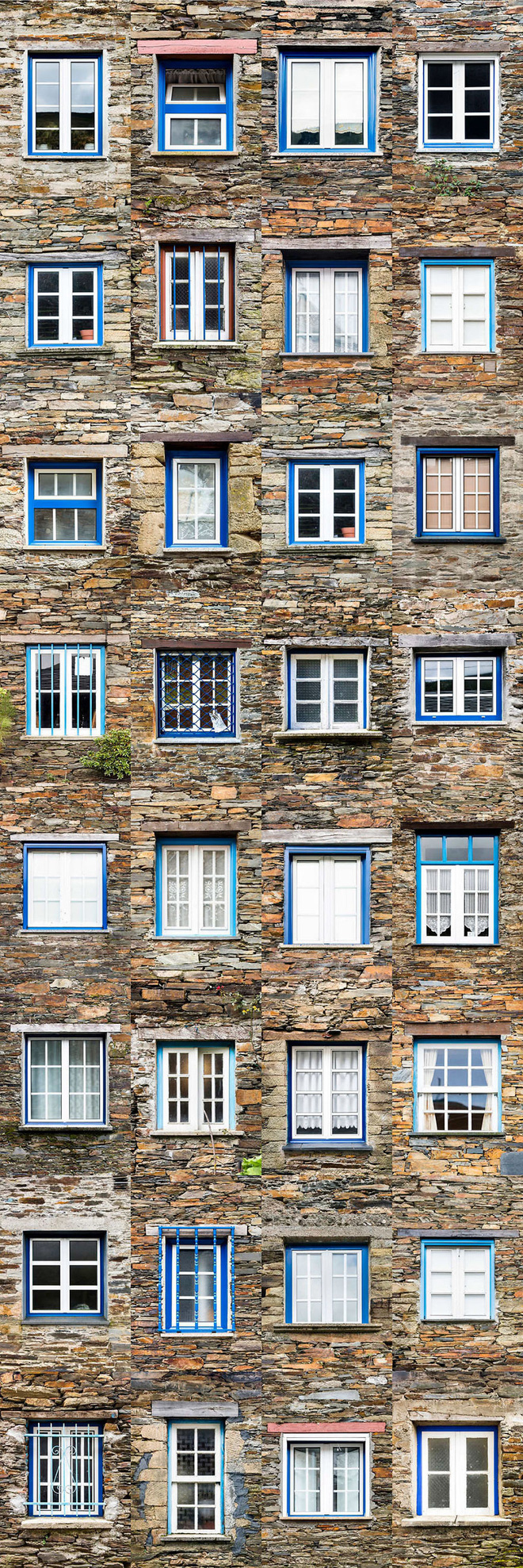 Mãn nhãn với 14 phong cách thiết kế cửa sổ ấn tượng ở Bồ Đào Nha - Ảnh 10.