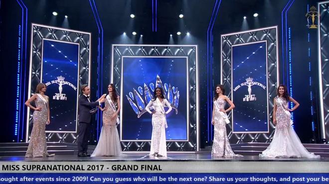 Người đẹp Hàn Quốc đăng quang Hoa hậu Siêu quốc gia, Khánh Phương dừng chân ở top 25 - Ảnh 10.