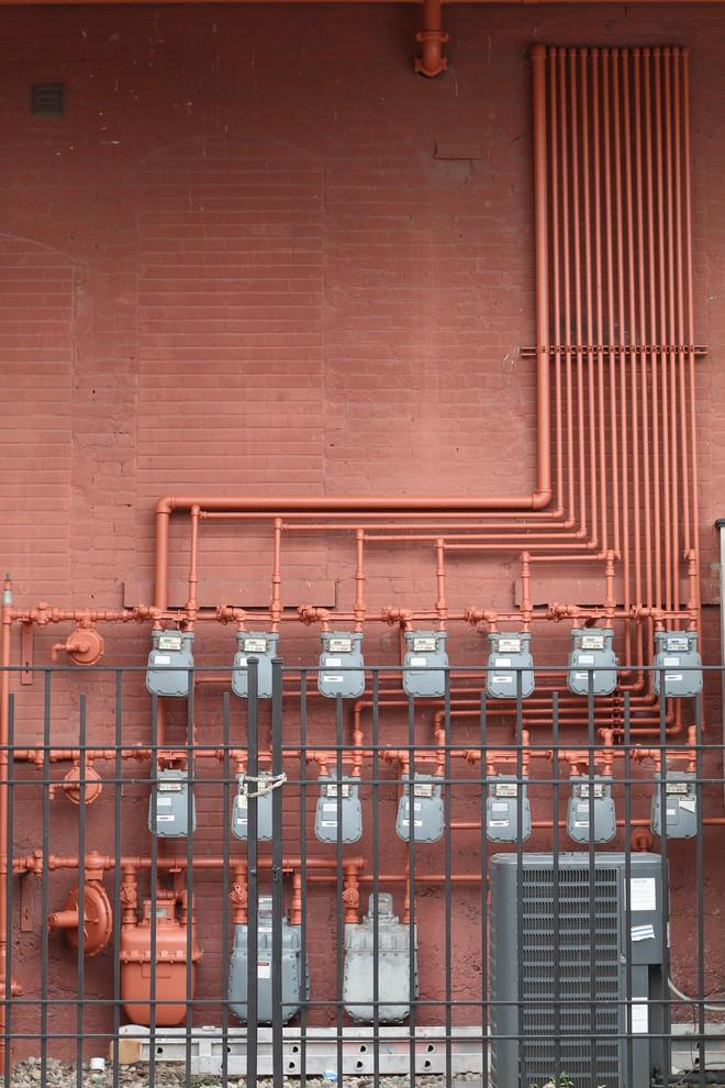 Ngắm 14 đường ống được lắp đặt chuẩn như xếp lốp - Ảnh 10.