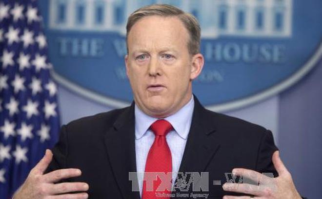 CNN: Ông Trump hối hận vì bổ nhiệm người phát ngôn Nhà Trắng Sean Spicer