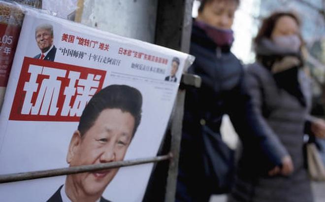 Truyền thông Trung Quốc hết lời ca ngợi lá thư của ông Trump
