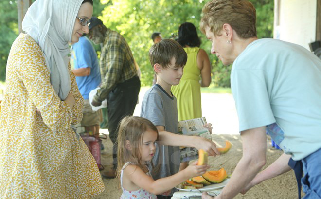 Bài 4: Trang trại cộng đồng giúp người Mỹ giải bài toán thực phẩm sạch
