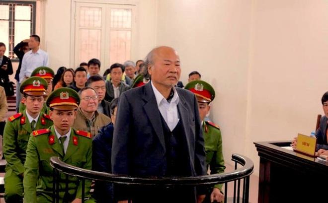Bố con Giang Kim Đạt cùng kháng cáo