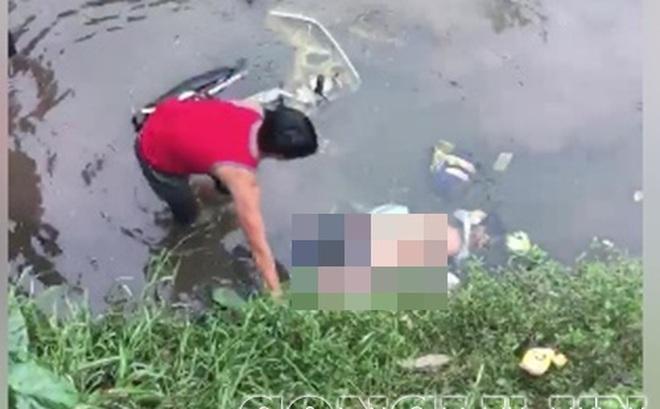 Hưng Yên: Hai thanh niên nằm chết dưới mương nước