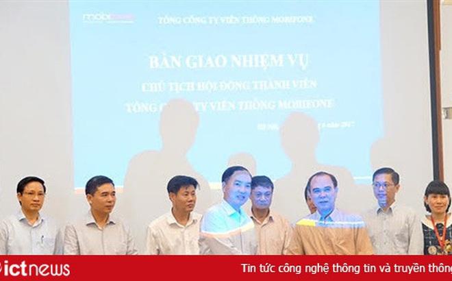 Ông Cao Duy Hải nhận bàn giao nhiệm vụ Chủ tịch MobiFone
