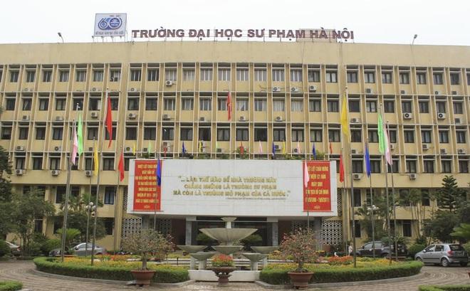 Đạo luận án tiến sĩ thành luận văn thạc sĩ tại Đại học Sư phạm Hà Nội
