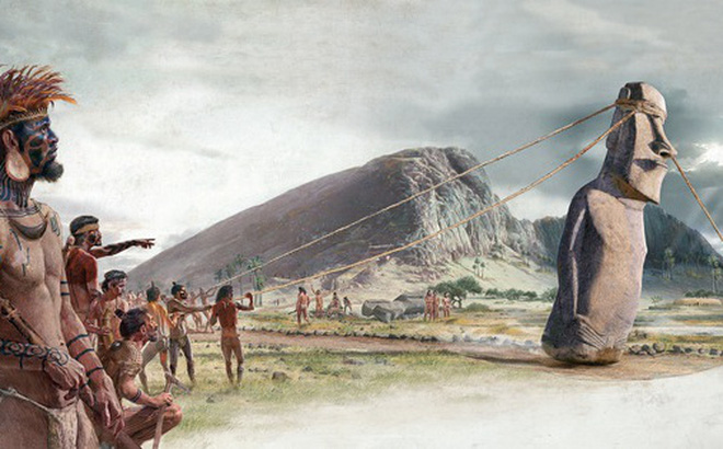 Gần 160 năm trước có một tộc người đột nhiên mất tích, và câu chuyện ngày càng thêm bí ẩn