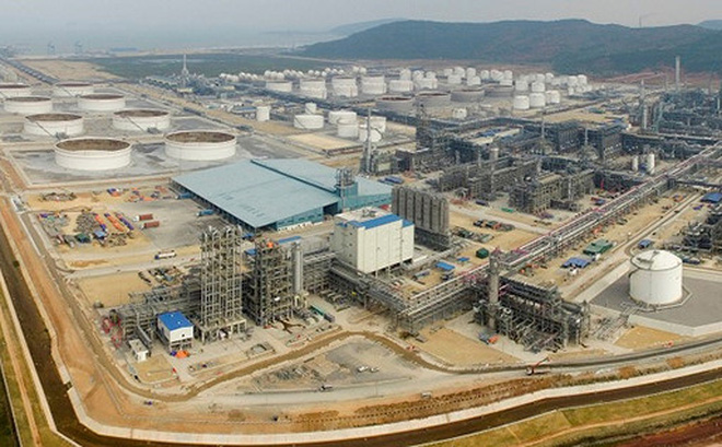 Lọc dầu Nghi Sơn sắp nhập 270.000 tấn dầu từ Kuwait để chuẩn bị vận hành