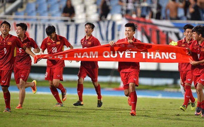 """Phó chủ tịch VFF: """"Chiến thắng của U15 Việt Nam chứng minh đầu tư cho đào tạo trẻ luôn đúng"""""""