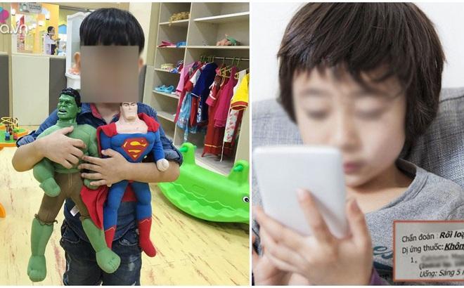Vụ bé trai bị giật cơ mặt, nhíu mũi vì dùng smartphone, chuyên gia lên tiếng!