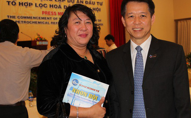 Con đường từ những siêu dự án đến nợ nần chồng chất của bà chủ tập đoàn Khang Thông