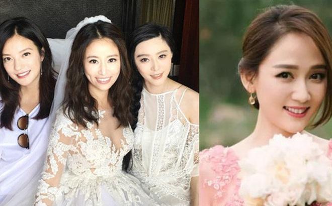 """Bộ ba """"Hoàn Châu Cách Cách"""" sẽ tái ngộ, Trần Kiều Ân làm phù dâu cho hôn lễ thế kỷ của Phạm Băng Băng - Lý Thần"""