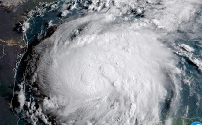 Siêu bão Harvey có thể gây thảm họa cho bang Texas, Mỹ