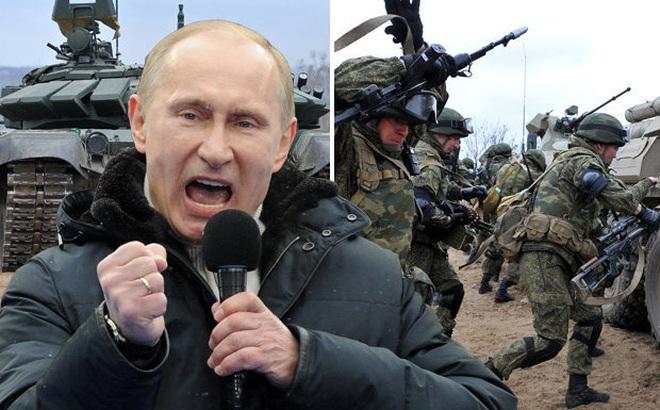 Ông Putin sẽ tổng chỉ huy tập trận Zapad-2017