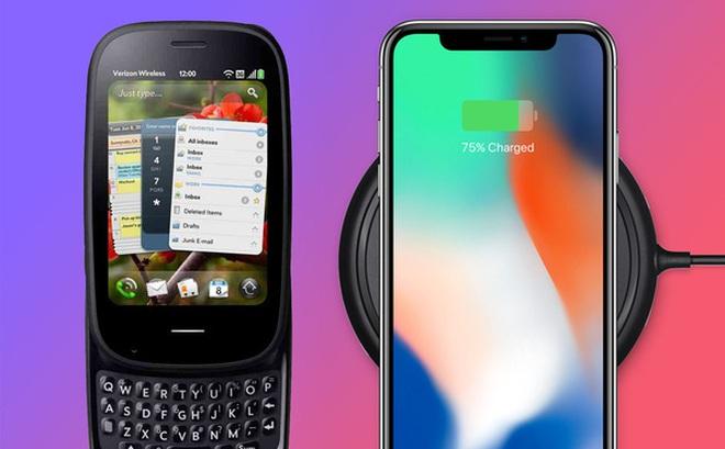 iPhone X đã học tập những tính năng gì từ một chiếc điện thoại ra đời năm 2009?
