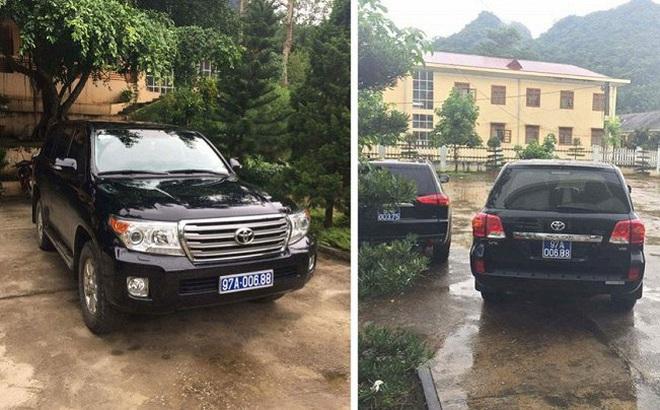Xôn xao Văn phòng Phòng chống lụt bão Bắc Kạn sử dụng 'xe sang' gần 4 tỷ đồng