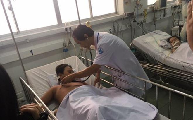 Hơn 20 ngày giành giật sự sống cho bé trai bị sốc sốt xuất huyết nặng