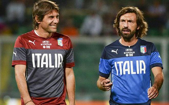 Sau giải nghệ, Pirlo sẽ thẳng đường tới Chelsea?