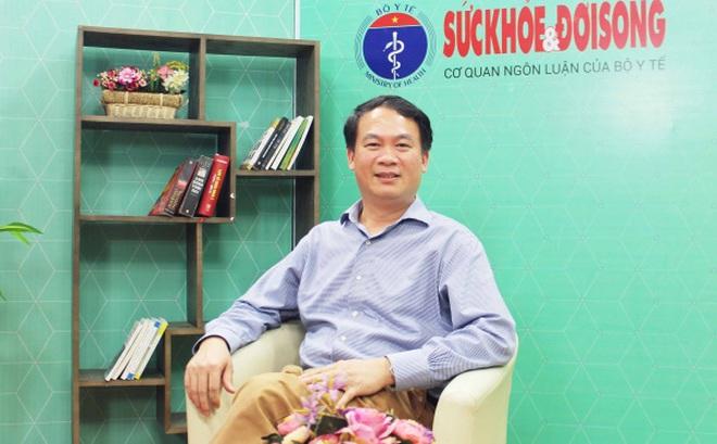 PGS.TS Phạm Mạnh Hùng: Tim mạch can thiệp giúp cứu sống rất nhiều bệnh nhân hiểm nghèo