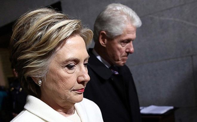 Gia đình Clinton rạn vỡ hôn nhân