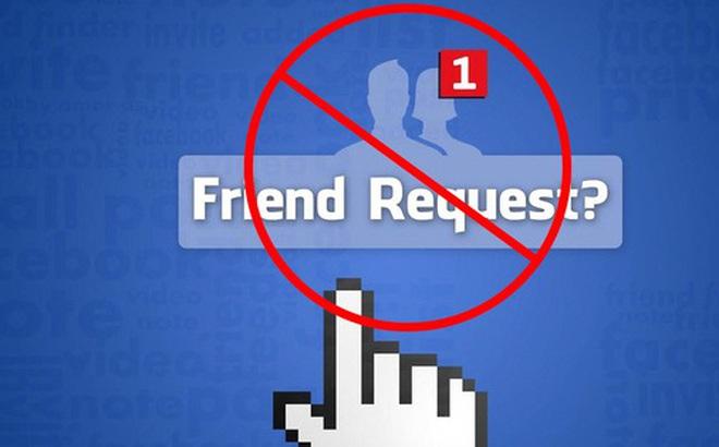 """Làm sao để biết ai là người dám cố tình """"thờ ơ"""" với yêu cầu kết bạn của mình trên Facebook?"""