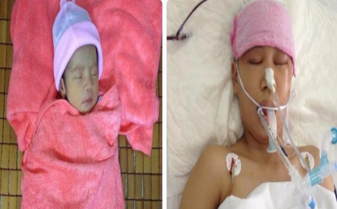 Thai phụ hôn mê, BS cố nuôi em bé trong bụng lớn lên
