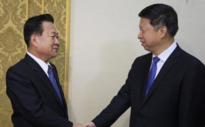 Thân tín của ông Tập Cận Bình tới Triều Tiên bàn việc gì?